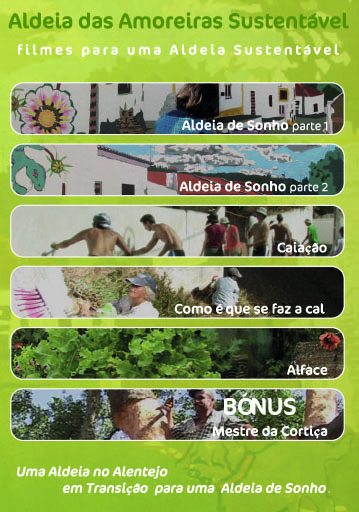DVD Aldeia das Amoreiras Sustentável