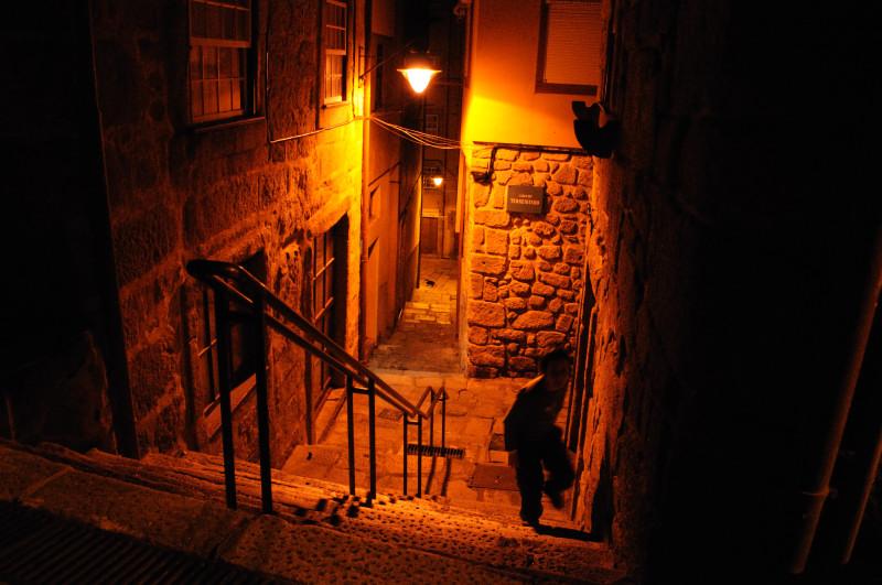 Noite do Porto Esquecido