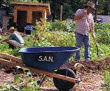 Construir uma economia alternativa passa também pela horticultura e agricultura sustentáveis e biológicas. In The Mother Earth News, n.º 261, pág. 53