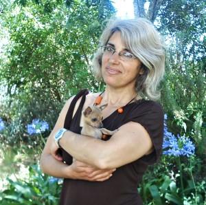 Alexandra Azevedo, veterinária, etnobotanista, ativista ambiental