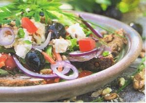 Alimentos mediterrâneos in Les 4 saisons du jardin bio, n.º 213, www.terrevivante.org