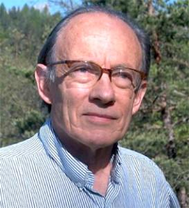 Claude Aubert, agrónomo francês pioneiro da agricultura biológica em França e inspirados do Centro Terre Vivante